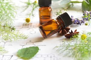 Aromatherapy and Plants