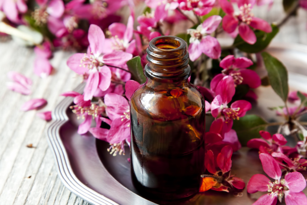 Flower and Spa Oils