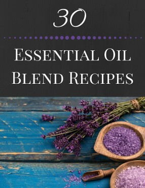 Essential Oil Recipes eBook