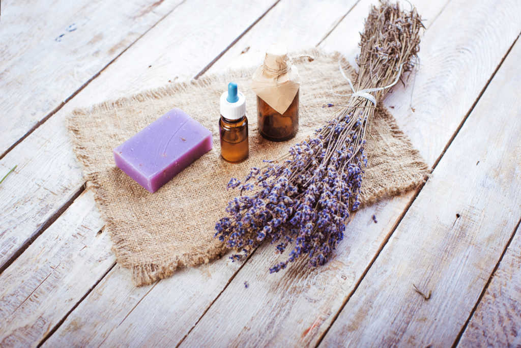 Lavender Spa Oil