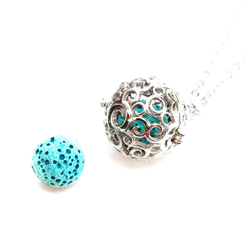 Eternity Diffuser Necklace