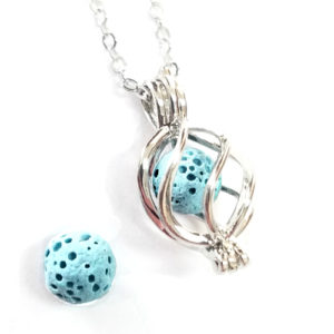 Diffuser Ball Necklace