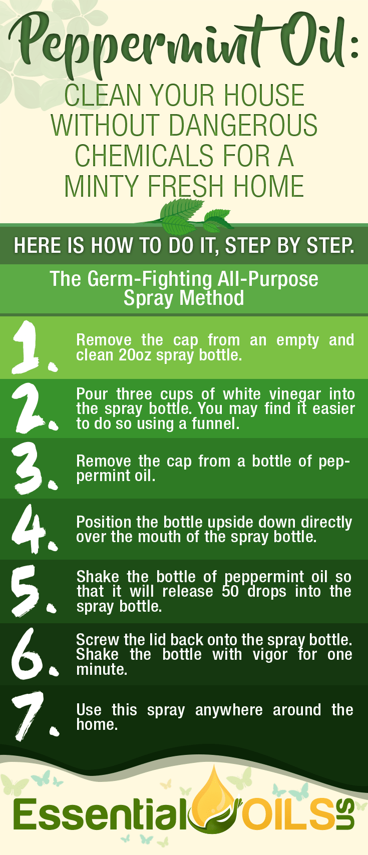 21 Fresh Uses For Peppermint Essential Oil That Will Astonish You