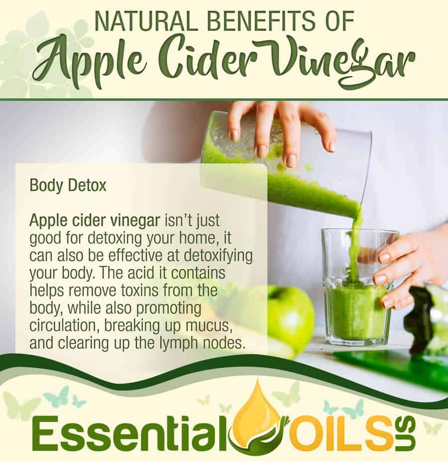 Apple Cider Vinegar Benefits - Body Detox
