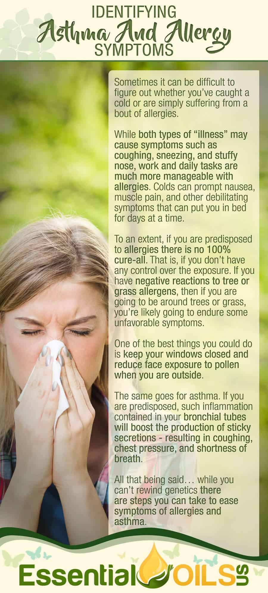 doTerra Essential Oils For Asthma And Allergy