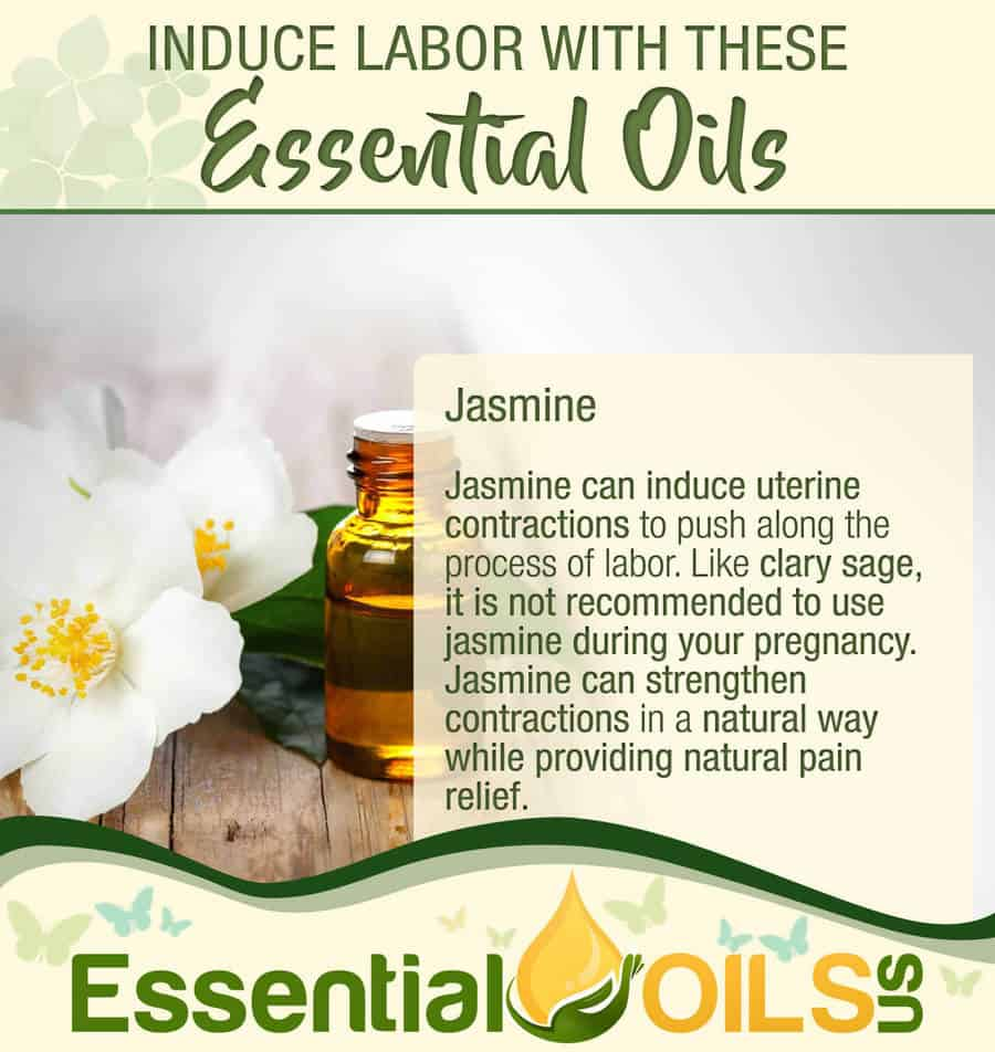 Induce Labor With Essential Oils - Jasmine