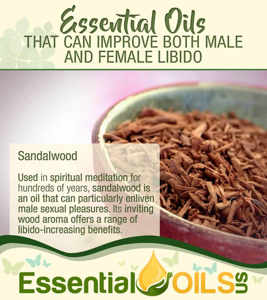 Essential Oils to Increase Sex Drive