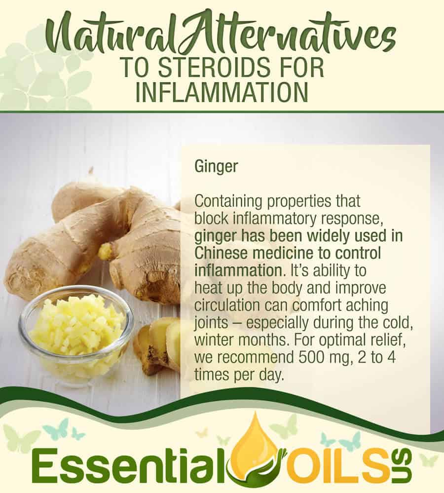 Remedies For Inflammation - Ginger