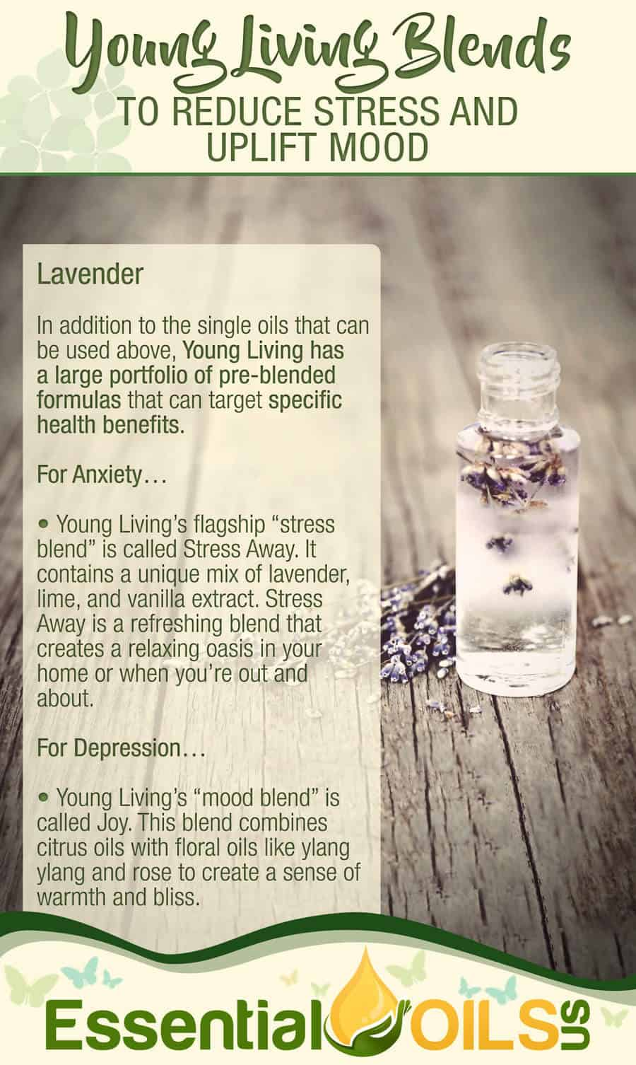Young Living Blends For Stress And Depression