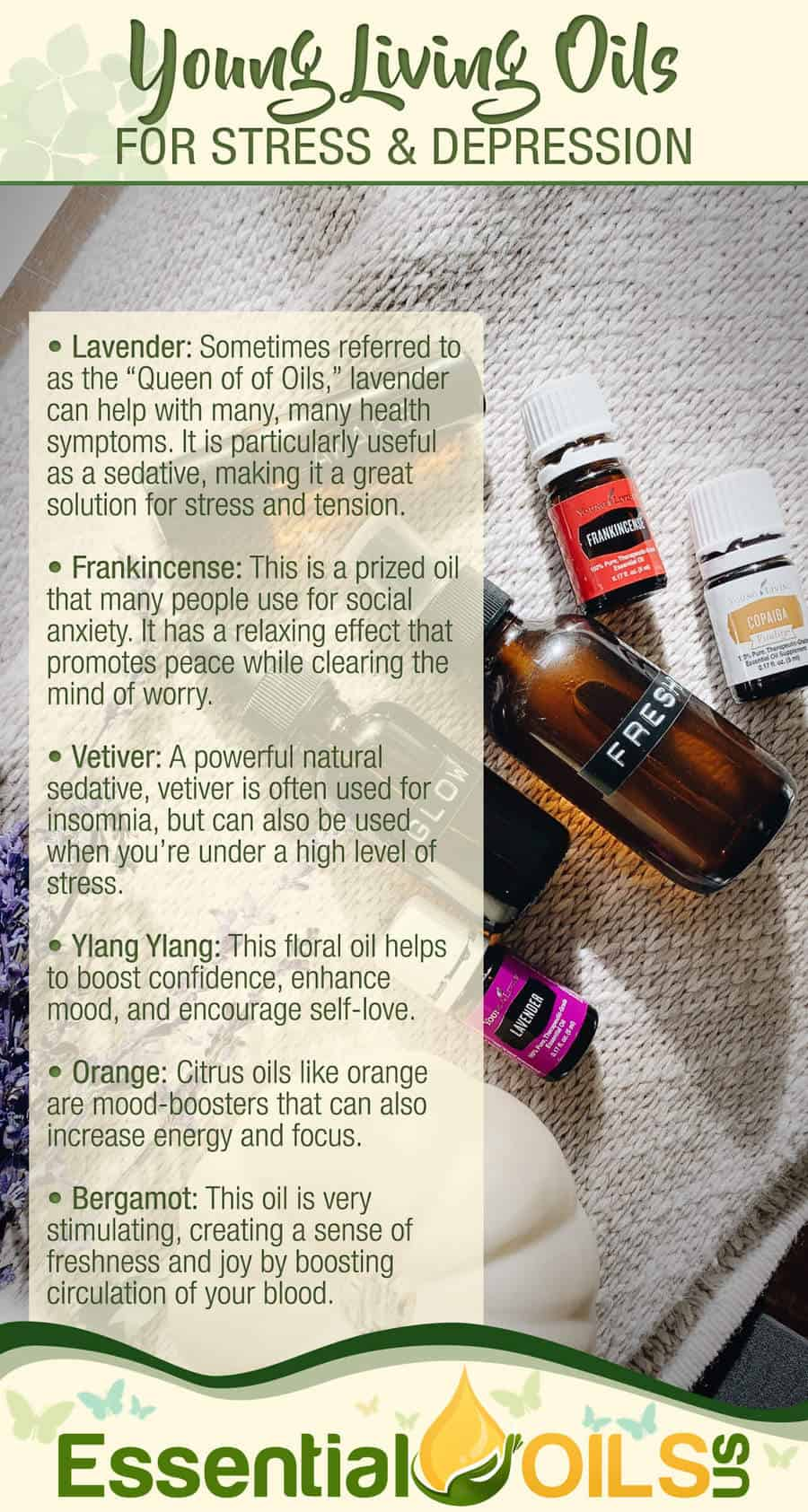 Young Living Oils For Stress And Depression