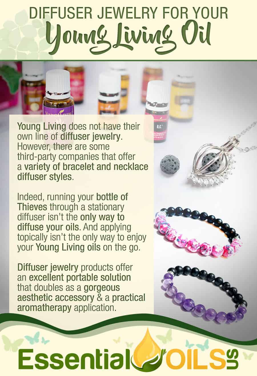 Diffuser Jewelry For Your Young Living Oils