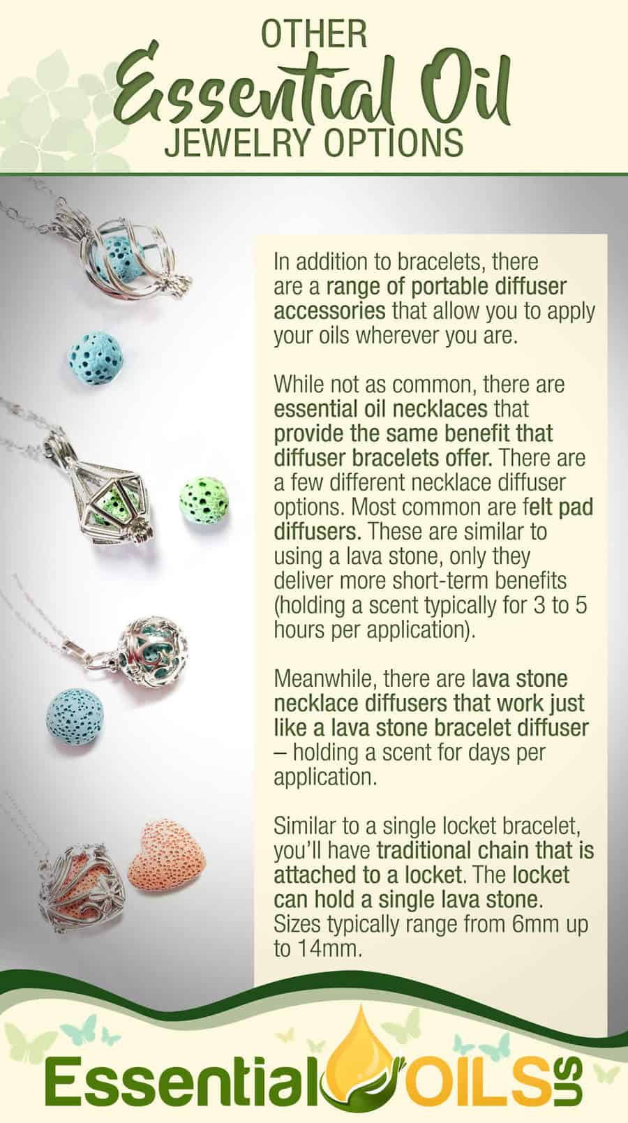 Other Essential Oil Jewelry Options